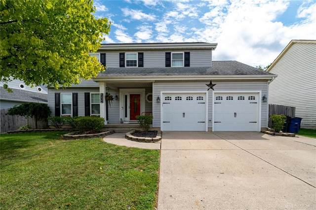 6432 Gander Road, Huber Heights, OH 45424 (#825050) :: Century 21 Thacker & Associates, Inc.