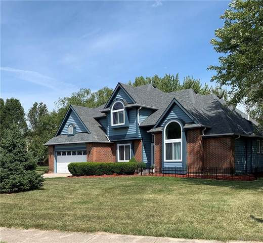 3034 King James Drive, Beavercreek, OH 45432 (MLS #825054) :: The Westheimer Group