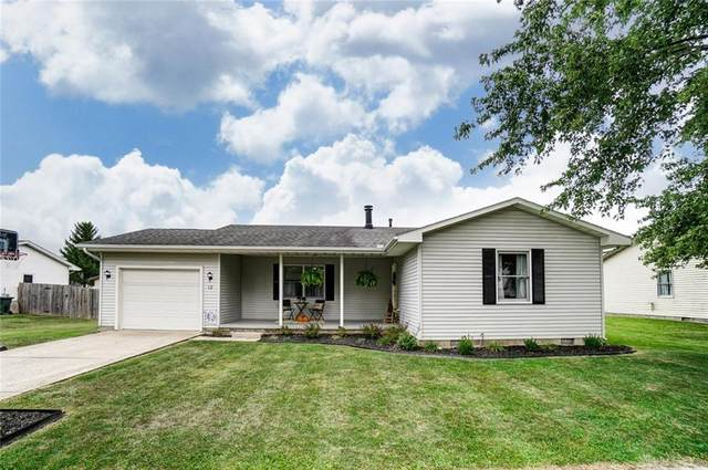 12 Brookside Drive, Jamestown Vlg, OH 45335 (MLS #825059) :: The Westheimer Group