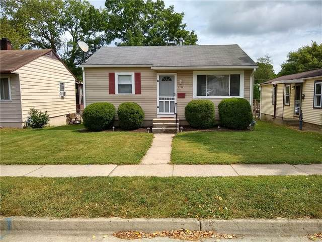 2124 Courtland Avenue, Kettering, OH 45420 (MLS #825067) :: The Westheimer Group