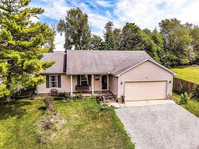 814 Brande Drive, Eaton, OH 45320 (MLS #825124) :: The Westheimer Group