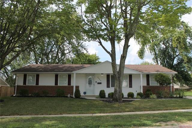 6049 Leycross Drive, Huber Heights, OH 45424 (MLS #825148) :: The Westheimer Group