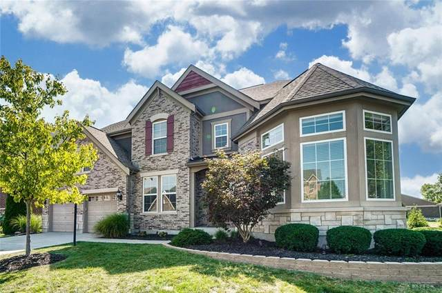 266 Woodstream Drive, Springboro, OH 45066 (#825178) :: Century 21 Thacker & Associates, Inc.
