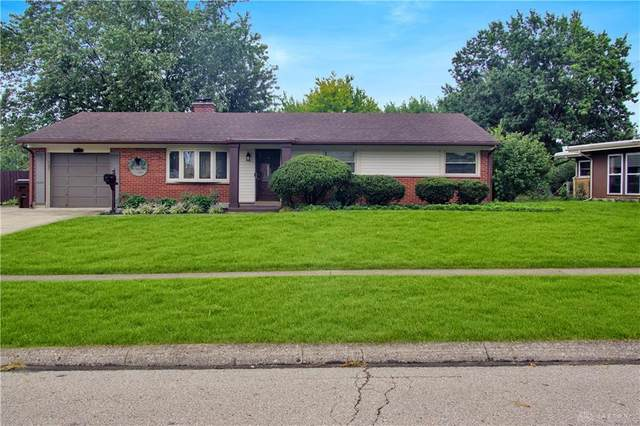1014 Chateau Drive, Kettering, OH 45429 (#825203) :: Century 21 Thacker & Associates, Inc.