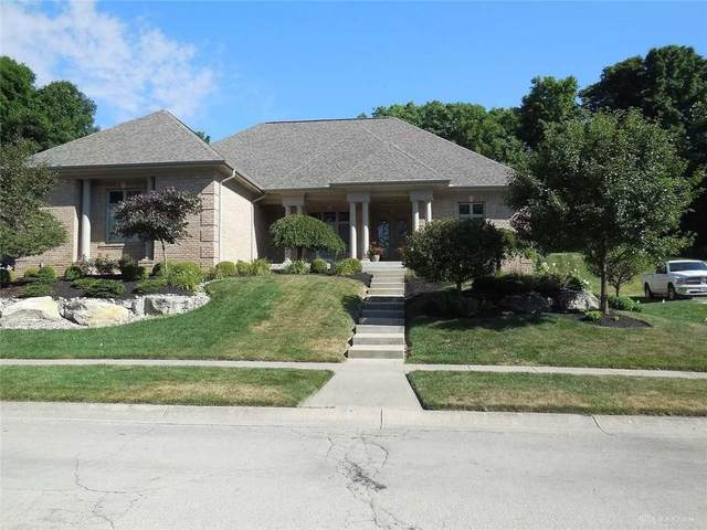 3864 Sable Ridge Drive, Bellbrook, OH 45305 (MLS #825259) :: The Westheimer Group
