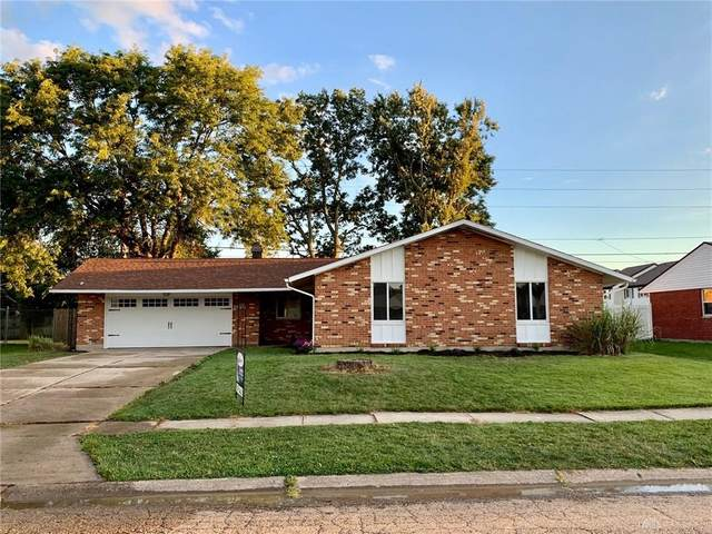 6852 Alter Road, Huber Heights, OH 45424 (#825270) :: Century 21 Thacker & Associates, Inc.