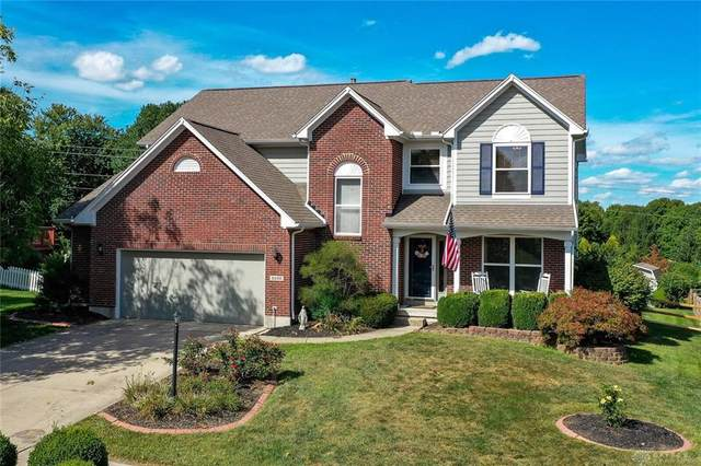 3220 Spillway Court, Bellbrook, OH 45305 (MLS #825274) :: The Westheimer Group