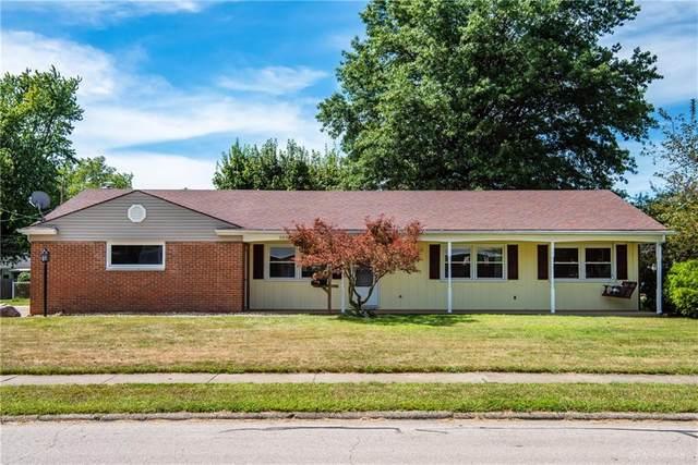 1054 Morningside Drive, Xenia, OH 45385 (MLS #825283) :: Denise Swick and Company