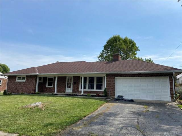 61 Hope Avenue, West Alexandria, OH 45381 (MLS #825308) :: The Westheimer Group
