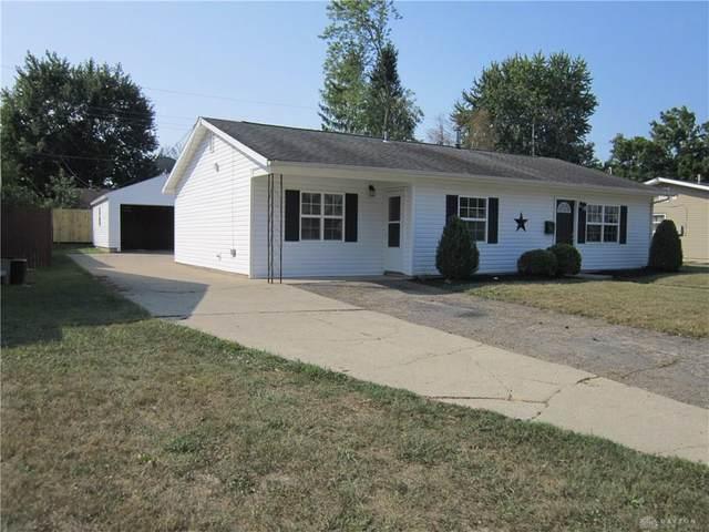 1615 Kylemore Drive, Xenia, OH 45385 (MLS #825328) :: Denise Swick and Company