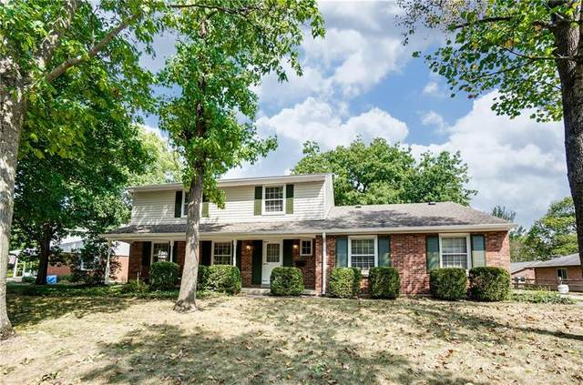1341 Ridgeview Avenue, Kettering, OH 45409 (MLS #825415) :: The Westheimer Group