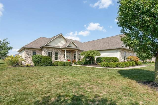 1200 Thornapple Way, Troy, OH 45373 (MLS #825417) :: The Gene Group