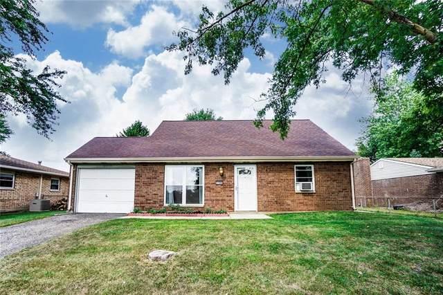 2106 Tennessee Drive, Xenia, OH 45385 (#825477) :: Century 21 Thacker & Associates, Inc.