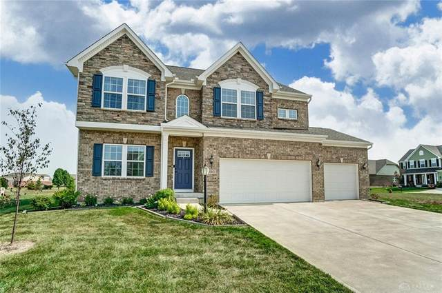 1680 Elm Brook Trail, Clearcreek Twp, OH 45458 (MLS #825526) :: The Westheimer Group