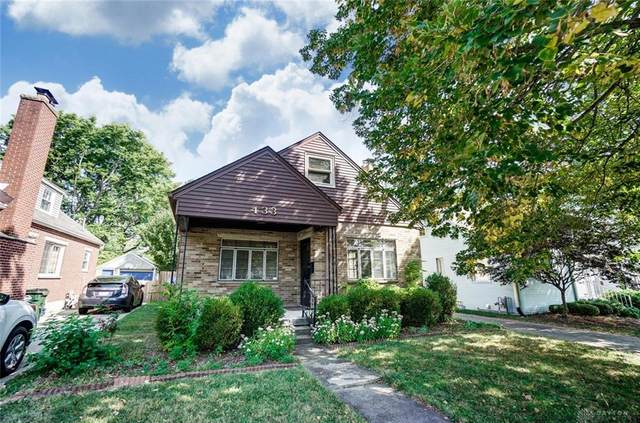 433 Cushing Avenue, Kettering, OH 45429 (MLS #825535) :: The Westheimer Group