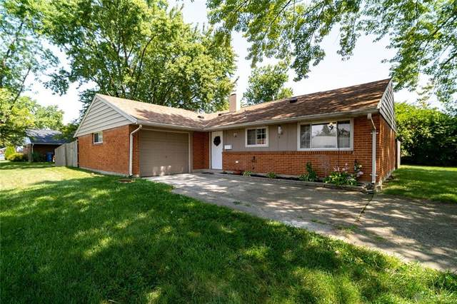 6406 Rosebury Drive, Huber Heights, OH 45424 (MLS #825628) :: Denise Swick and Company