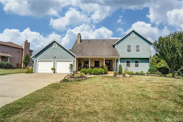 5936 Valleybrook Drive, Middletown, OH 45044 (MLS #825685) :: The Westheimer Group