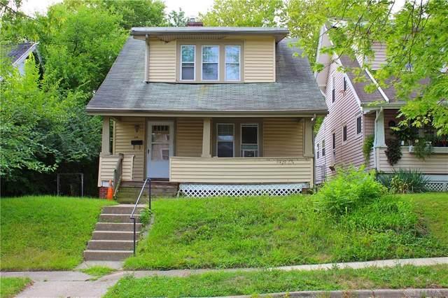 821 Catalpa Drive, Dayton, OH 45402 (MLS #825735) :: The Westheimer Group