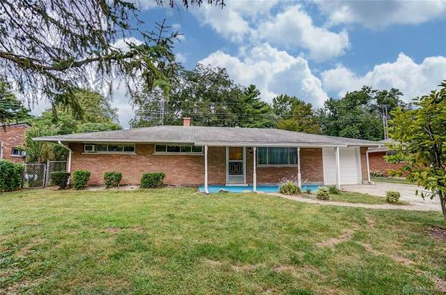 601 Skyview Drive, West Carrollton, OH 45449 (MLS #825793) :: The Westheimer Group