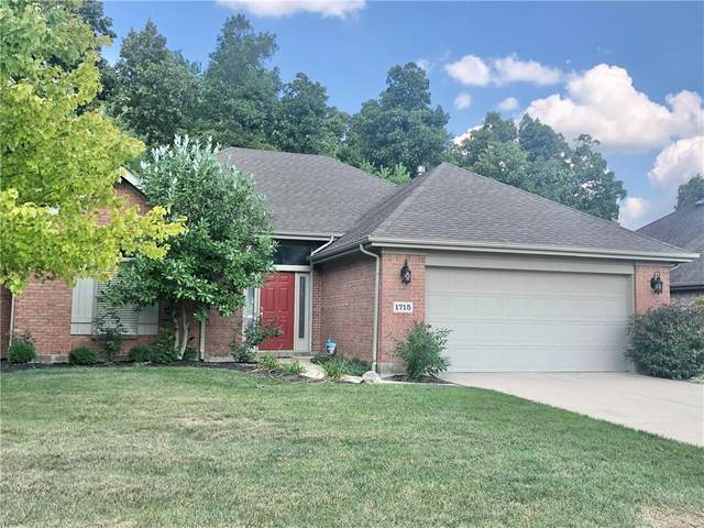 1715 Rockleigh Road, Washington TWP, OH 45458 (MLS #825812) :: The Westheimer Group