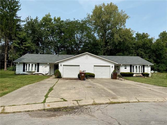 630 N Sherry Drive, Trotwood, OH 45426 (MLS #825824) :: Denise Swick and Company