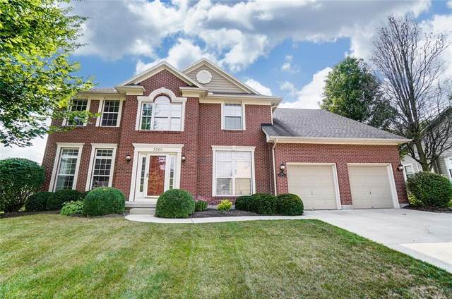 3265 Heritage Trace Drive, Bellbrook, OH 45305 (MLS #825831) :: The Westheimer Group