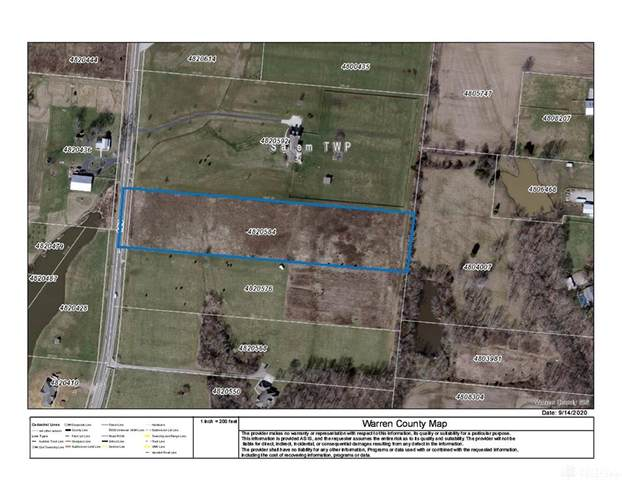 Lot #19 Route 123, Morrow, OH 45152 (MLS #825837) :: The Gene Group