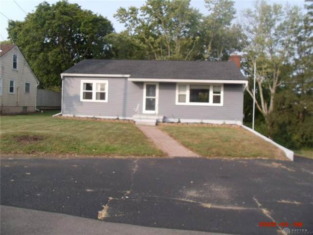 504 S Wolf Creek Pike, Brookville, OH 45309 (MLS #825878) :: The Westheimer Group