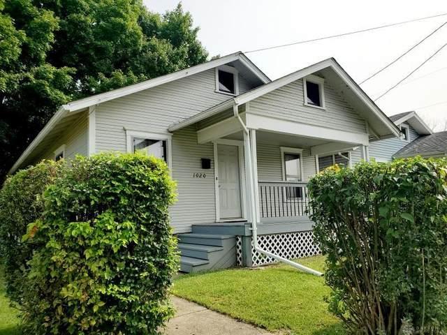 1020 James Street, Springfield, OH 45503 (MLS #825883) :: Denise Swick and Company