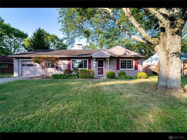 966 Renwood Drive, Kettering, OH 45429 (#825940) :: Century 21 Thacker & Associates, Inc.