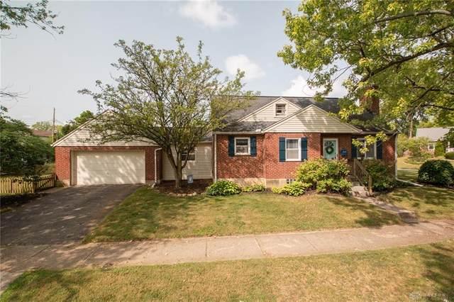 3115 Fairway Drive, Kettering, OH 45409 (MLS #825948) :: The Westheimer Group