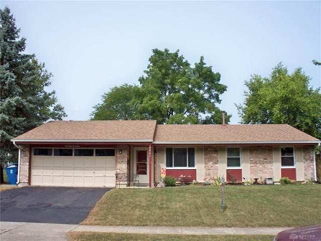 4841 Baldwin Hills Drive, Englewood, OH 45322 (MLS #825956) :: The Westheimer Group