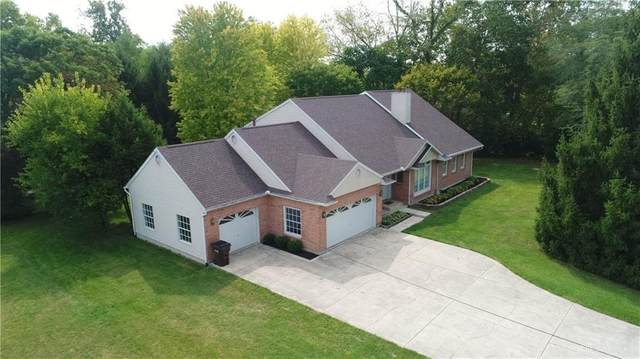 357 E Center Street, Germantown, OH 45327 (MLS #825967) :: Denise Swick and Company