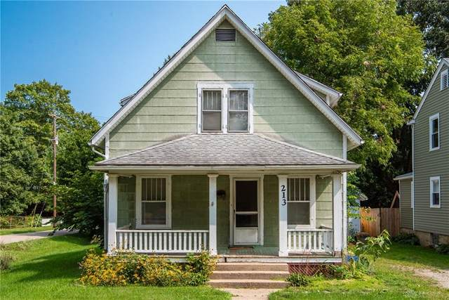 213 N Winter Street, Yellow Springs Vlg, OH 45387 (MLS #825987) :: Denise Swick and Company