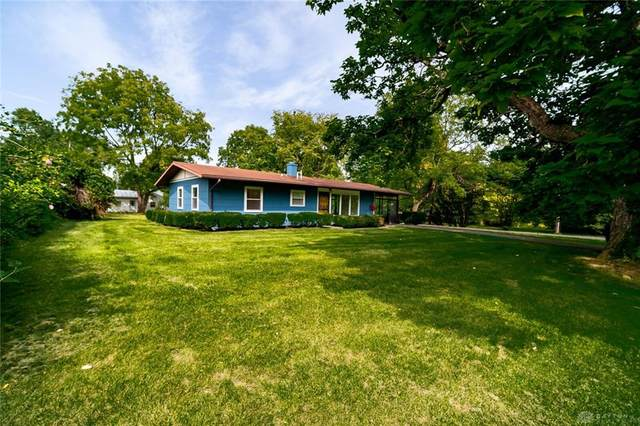 202 Fairfield Pike, Yellow Springs Vlg, OH 45387 (MLS #825990) :: The Westheimer Group