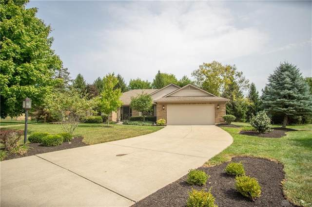 290 Lairwood Drive, Washington TWP, OH 45458 (MLS #826001) :: The Westheimer Group