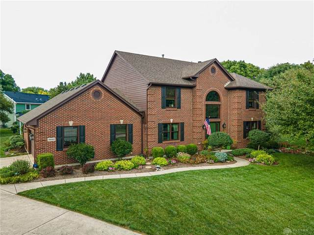 9660 Harbour Town Way, Washington TWP, OH 45458 (MLS #826033) :: Denise Swick and Company
