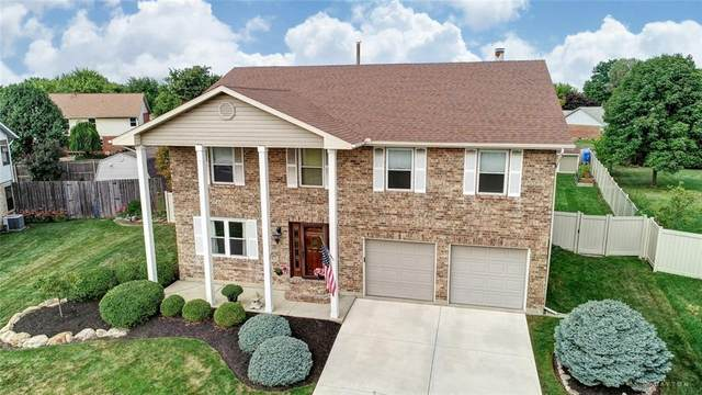 8041 Terrygate Court, Huber Heights, OH 45424 (MLS #826066) :: Denise Swick and Company