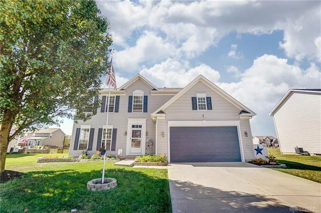 111 Springhouse Drive, Union, OH 45322 (MLS #826078) :: Denise Swick and Company