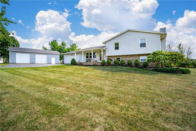 5096 State Route 732, Eaton, OH 45320 (MLS #826091) :: The Gene Group