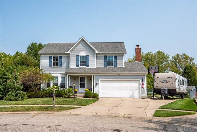 6624 Mcdaniel Ridge, Huber Heights, OH 45424 (#826099) :: Century 21 Thacker & Associates, Inc.