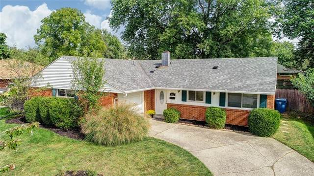 5662 Botkins Road, Huber Heights, OH 45424 (MLS #826122) :: The Westheimer Group