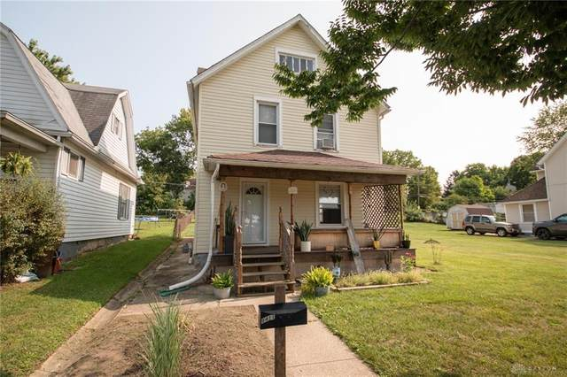 1411 Columbus Road, Springfield, OH 45503 (MLS #826134) :: The Gene Group