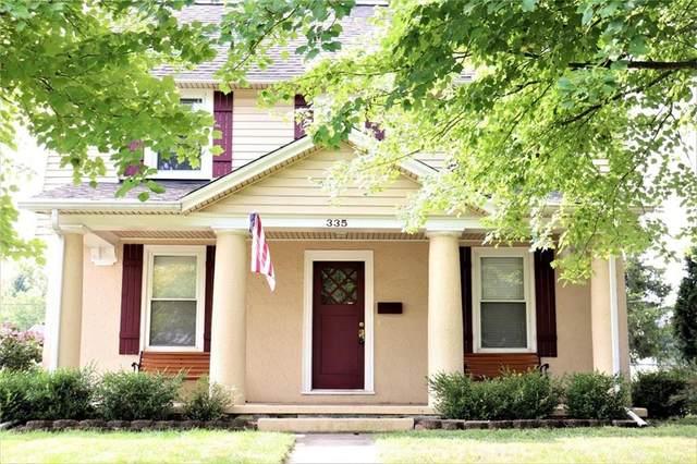 335 Chase Avenue, Hamilton, OH 45015 (MLS #826196) :: Denise Swick and Company