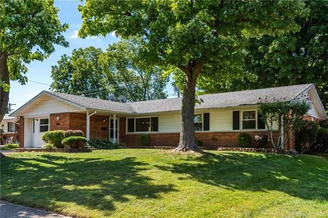 6657 Hubbard Drive, Huber Heights, OH 45424 (#826205) :: Century 21 Thacker & Associates, Inc.