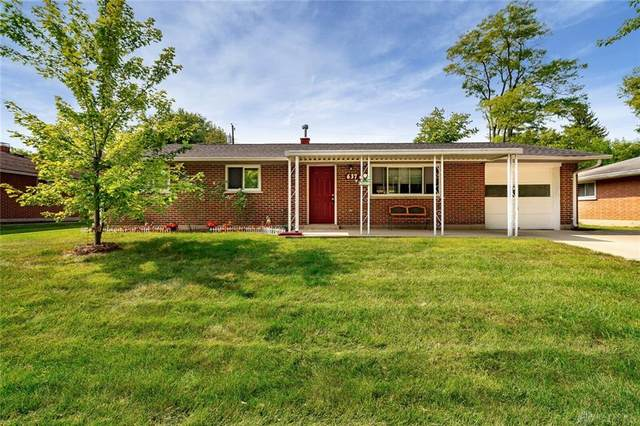 637 Peach Orchard Drive, West Carrollton, OH 45449 (MLS #826215) :: The Westheimer Group