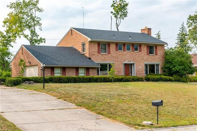 4907 Shiloh View Drive, Dayton, OH 45415 (MLS #826225) :: The Gene Group