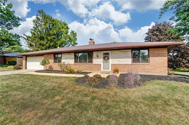 1109 Chateau Drive, Kettering, OH 45429 (#826243) :: Century 21 Thacker & Associates, Inc.