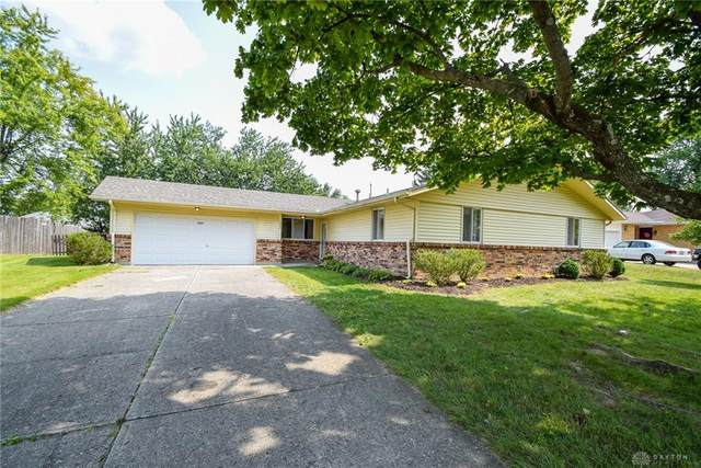 1020 Skyview Drive, West Carrollton, OH 45449 (MLS #826260) :: The Westheimer Group