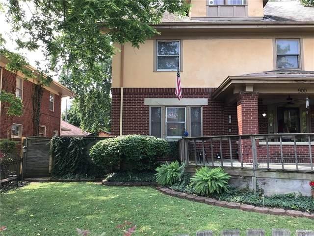 900 Cumberland Avenue, Dayton, OH 45406 (MLS #826300) :: The Westheimer Group